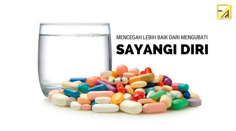 checklist nak pilih vitamin