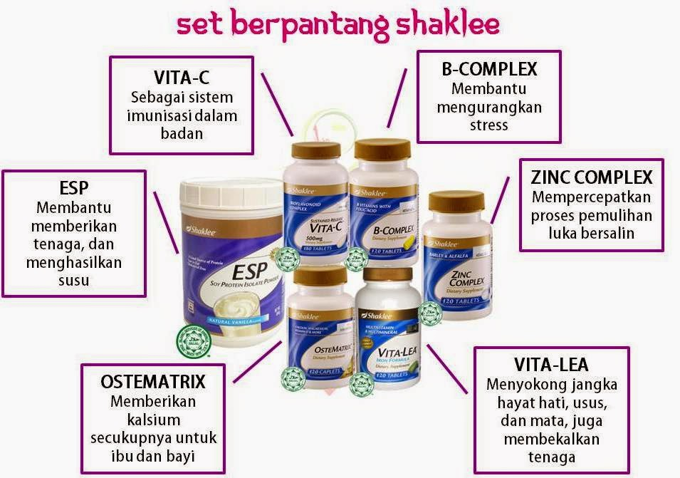 Image result for set berpantang shaklee