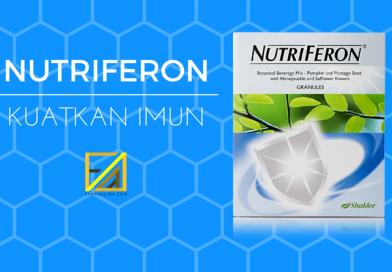Nutriferon Untuk Kuatkan Sistem Imun Badan Rupanya Telah Melalui 40 Tahun Penyelidikan.
